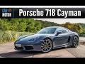 Porsche 718 Cayman - Prueba desde Alemania | Car Motor