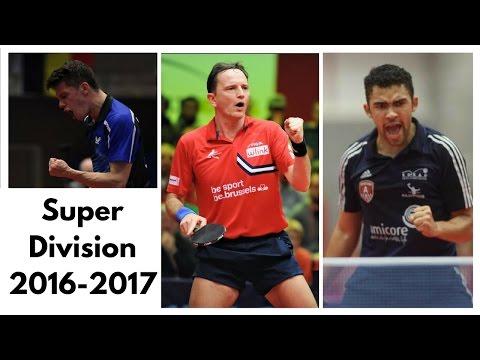 SUD TELECOM VIRTON - TT VEDRINAMUR SUPER DIVISION 2016 2017