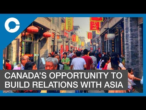 Asia Pacific Foundation CEO Stewart Beck: Canada Opportunity to Build Relations With Asia