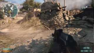 Medal of Honor 2010 Multiplayer on EVGA GTX 460 1080p AA32x DirectX 11