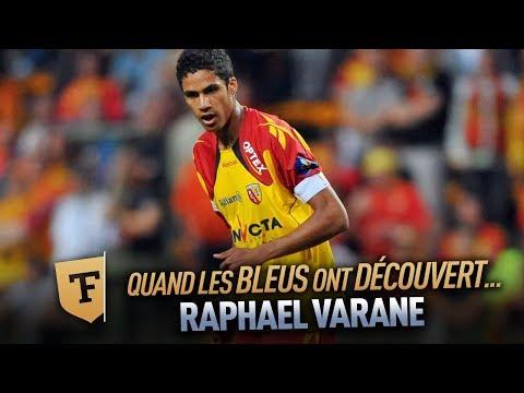 Champion du monde 2018 : Quand on a découvert Raphaël Varane (Août 2011)