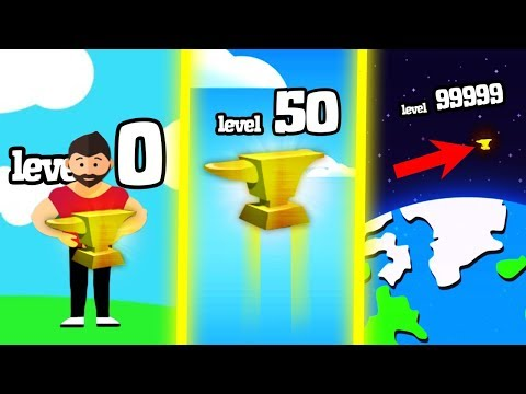 HIGHEST TOSS EVER RECORDED! ( +99999 MAX) // Throw It Higher |