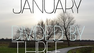 January divided by three | Lookbook | myplaceintime