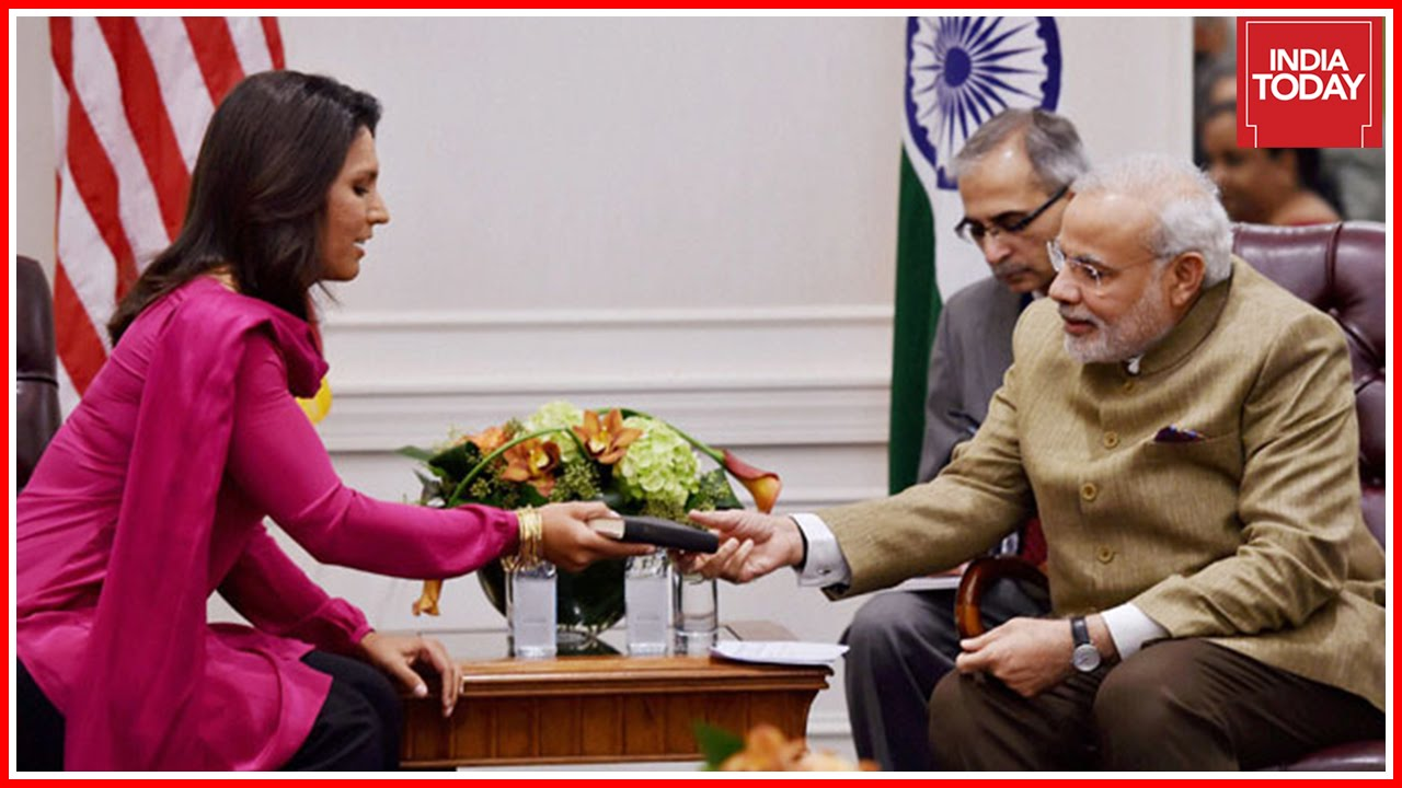 Tulsi Gabbard, Hindu Congress Woman On Modi's Speech At U.S. Congress