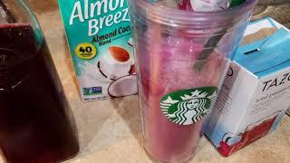 Keto Pink Drink (DIY)