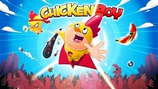 Обзор игры Chicken Boy Геймплей gameplay