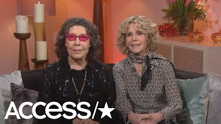 Jane Fonda Jokes She Never Leaves The House Without 'Adult Diapers'! | Access