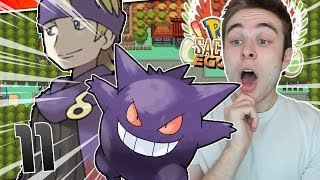 WHY DOES GENGAR HAVE GIGA DRAIN?! Pokémon Sacred Gold Egglocke Part 11 w/ HDvee