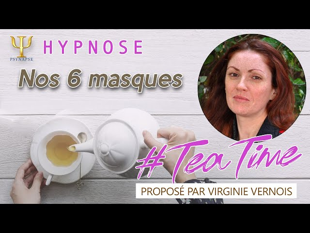 Nos 6 masques 🍵 #TeaTime