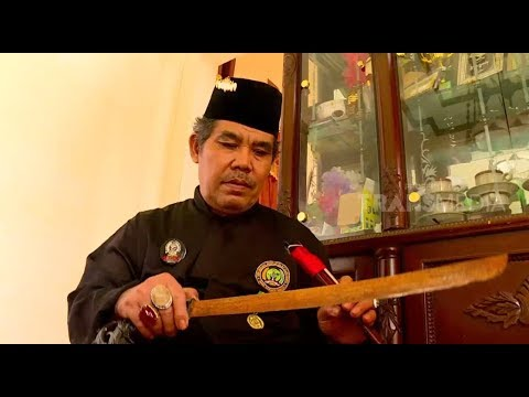 Istimewanya GOLOK CIOMAS, Golok Jawara Banten