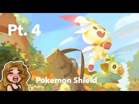 Pokemon Shield ~ Pt. 4