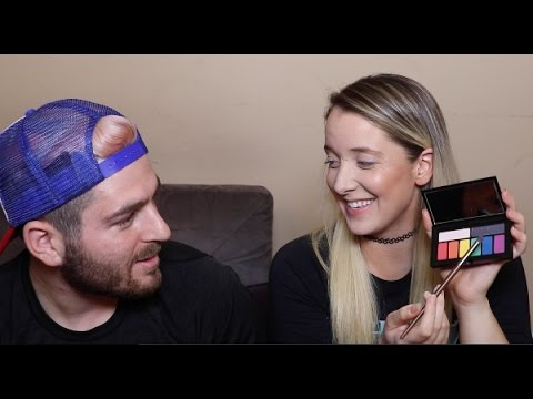Thumbnail: My Boyfriend Buys My Makeup