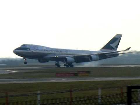 747 Cargo pacific