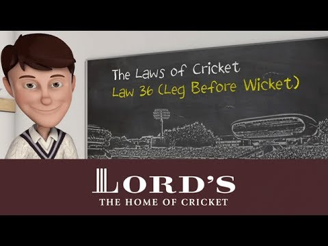 LBW | The 2000 Code of the Laws of Cricket with Stephen Fry