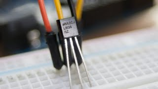 LM35 - Аналоговый датчик температуры