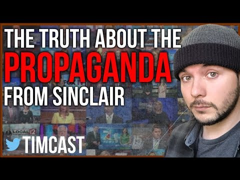 The Story About Sinclair Propaganda Is Itself Propaganda