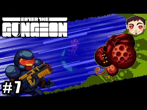Enter the Gungeon #7 - ¡SECUENCIA FINAL BRUTAL! [PASADO DEL MARINE]
