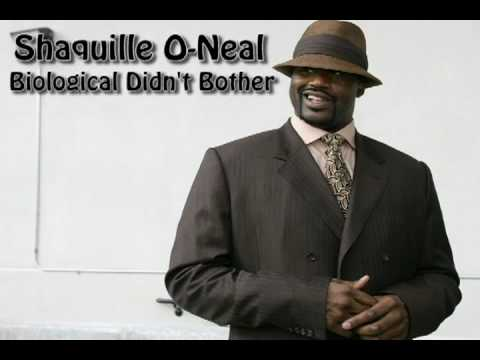 Shaquille O'neal - Biological Didn't Bother [high quality]