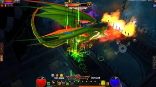 Synergies Mod & Torchlight II  Insanely Hard Raiding