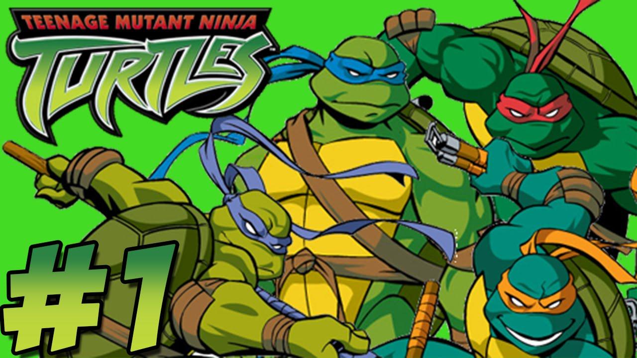 Ninja Turtles iso
