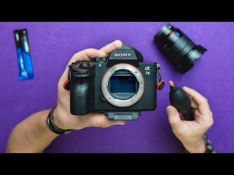 CLEAN YOUR SENSOR in 2 Minutes !