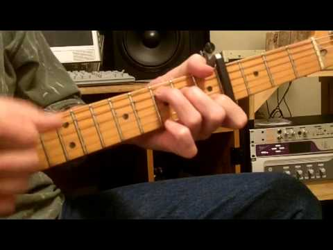 How To Play 'Patches' Clarence Carter