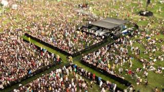 Coachella Tilt-Shift