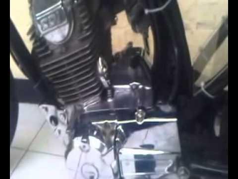 Honda GL 100 Tahun 85
