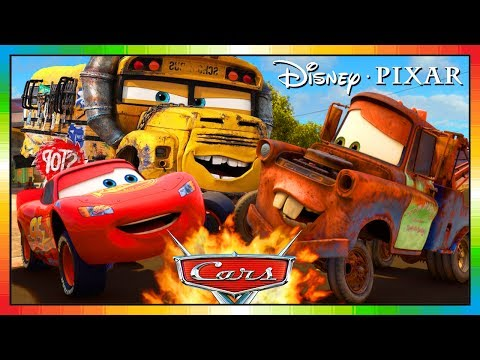 Cars DEUTSCH ★ Cars der Film ( MINI Movie - nicht ganzer Film - Cars 3 kommt Sommer 2017 ☺ !!! )