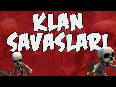 Clash Of Clans Klan Savaşları#1