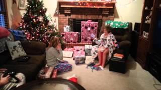 Christmas Morning 2014 Part 1