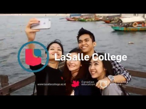 LaSalle College | Jakarta - Make it Happen!