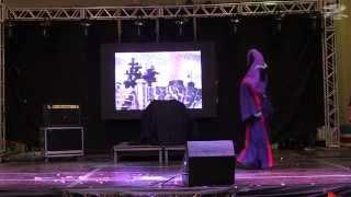 AniQuest 2014 - Concurso de cosplay individual: Coração Gelado