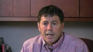 Bates College Director of Athletics Kevin McHugh