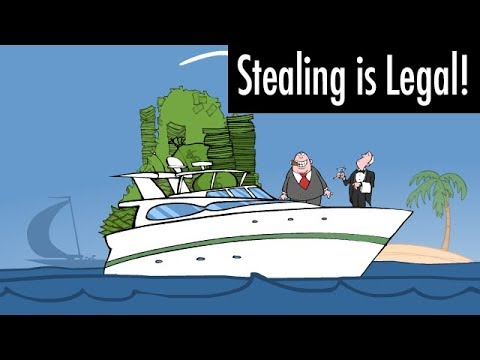 Stealing is Legal!