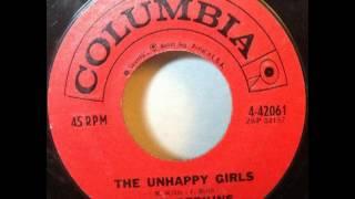 Carl Perkins - The Unhappy Girl (1961) 45 RPM Columbia YouTube Videos