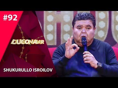Dugonalar Shou 92-son Shukurullo Isroilov (02.01.2019)