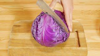Самый вкусный салат из капусты