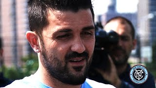 A day in The Bronx with David Villa | Un Dia en The Bronx con David Villa