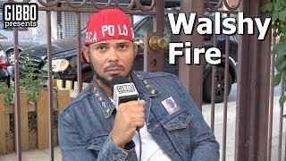 Walshy Fire Talks Fyakin Mixtape, Clarks Not Giving Back To Jamaica & The No-Maddz Album
