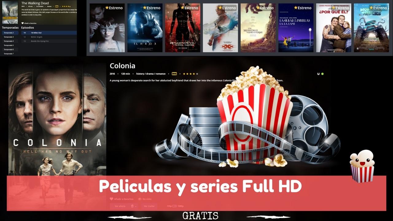 Series Y Peliculas