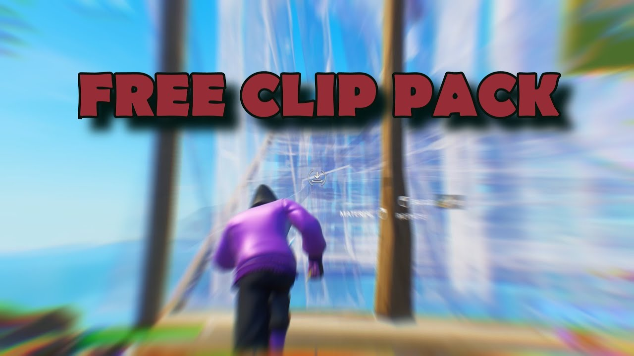 FREE FORTNITE SEASON 8 CHAPTER 2 CLIPS FOR EDITS/MONTAGES | 60 FPS 1080P HD FREE CLIPS