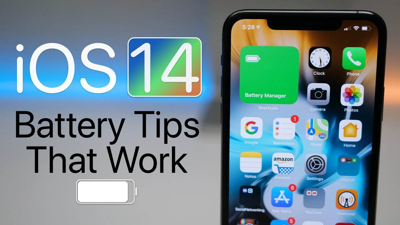 iOS 14 Battery Tips That Actually Work