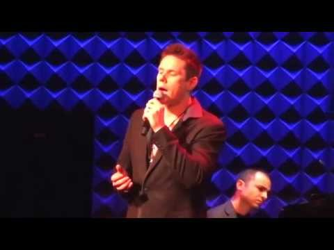 David Miller - O Mistress Mine (live) @ Joe's Pub, 11/23/14