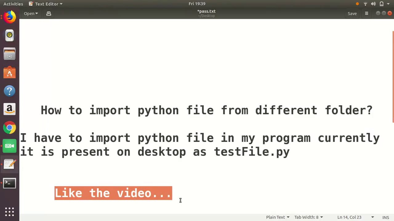 python import function from file in different directory