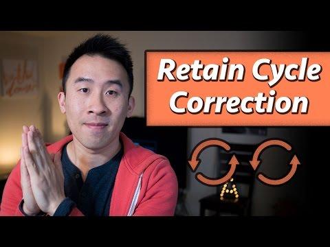 Swift Fun Algorithms: Retain Cycle Correction!
