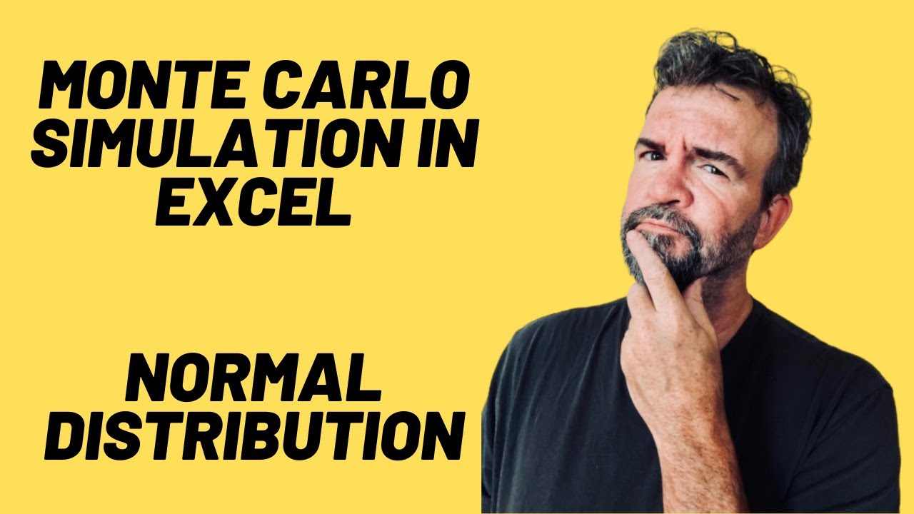 Monte Carlo Simulation Formula in Excel - Tutorial and