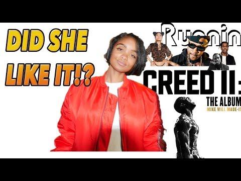 Runnin Mike Will A$AP Rocky, Nicki Minaj, & A$AP Ferd Creed II Reaction