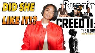 Runnin Mike Will A$AP Rocky, Nicki Minaj, & A$AP Ferd Creed II Reaction