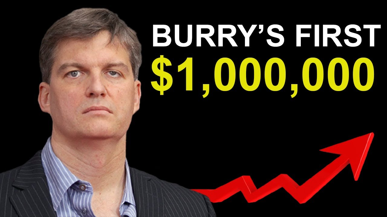 Michael Burry: How I Made My Billions? (UNBELIEVABLE)